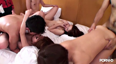 Japanese orgy, Teens, Japanese blowjob, Japanese ass, Asian orgy