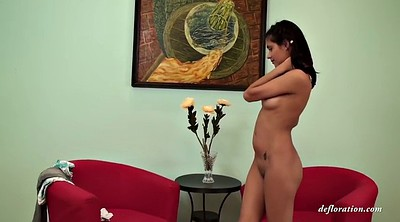 First, Russian virgin, Russian brunette, Nudes, Nude show