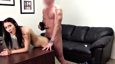 Creampie, Anal creampie, Time, Anal casting
