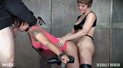 Mistress, Asian bondage