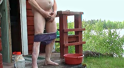 Gay daddy, Handjobs, Sauna, Gay sauna, Gay old