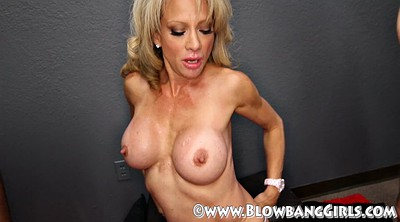 Mature group, Milf group, Mature blowjob