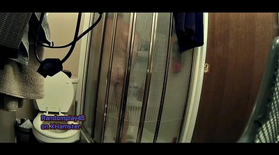 Hidden, Hidden cam, Shower
