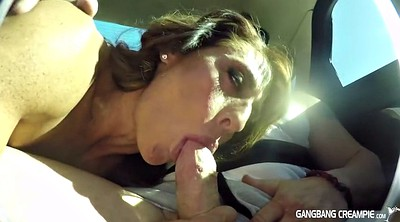 Mother, Fit, Road, Backseat