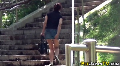 Japanese voyeur, Urine, Voyeur japanese, Voyeur pee, Japanese outdoor