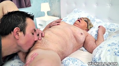 Hairy granny, Fat matures