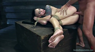 Sex slave, Punish, Hairy anal, Bdsm anal