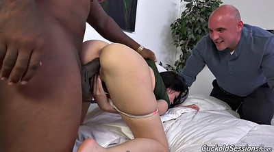 Curvy, Wife bbc, Black wife, Cuckold wife, Ava dalush, Bbc orgasm