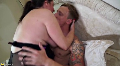 Fuck, Old mom, Mom fuck son, Bbw mature, Son mom, Bbw mom