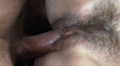 Hairy, Creampie compilation, Pussy cumshot