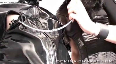 Latex, Latex bdsm, German anal