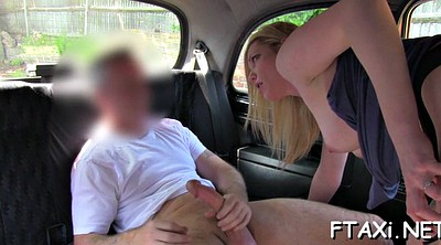 Taxi, Fake, Car sex, Passionate sex