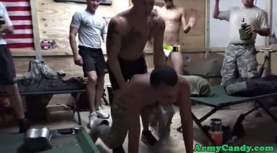 Military, Orgies, Hunk, Grouped, Gay party, Gay group