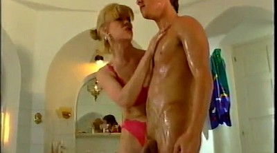 Granny anal, Shower mature, Granny help