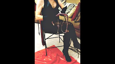 Nylon, Whipping, Boots, Leather, Gloves