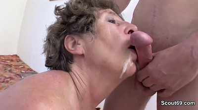 Granny, Mother anal, Anal hairy
