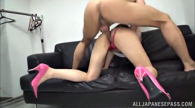 High-heels, High heels, Asian orgasm