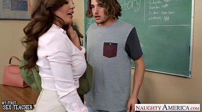 Fuck teacher, Brunette