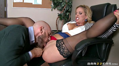 Boss, Johnny sins, Sins, Panty jobs, Panty job, Milf boss