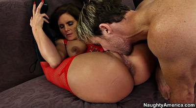 Phoenix marie, Fishnet stockings, Licked