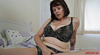 British, Mature mom