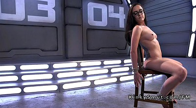 Tied, Anal machine, Fucking machine, Tied up fucked