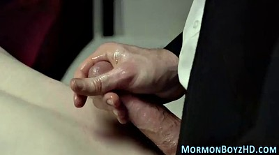 Group, Mormon, Uniforms, Anal gay