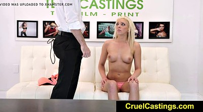 Tiffany, Bdsm casting