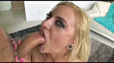 Deep throat, Sloppy blowjob