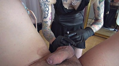 Bdsm, Cbt, Injection, Needle, Cock