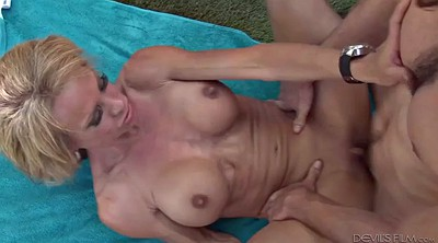 Cougar, Stepson, Big cumshot