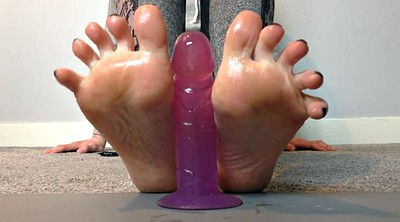 Footjob, Foot fetish, Lubed, Foot pov, Sticky, Lube