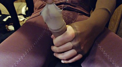 Poppers, Pantyhose gay
