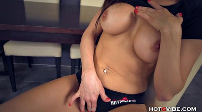 Toy, Mature orgasm, Nipple orgasm, Mature busty