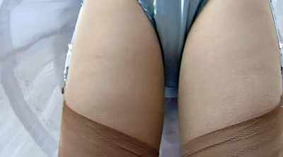 Nylons, Nylon, Satin