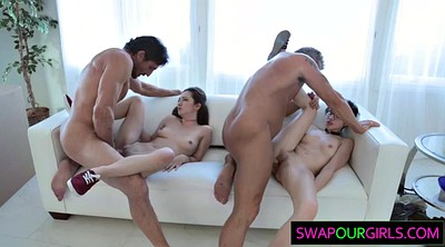 Dad, Swap, Cock, Foursome, Swapping