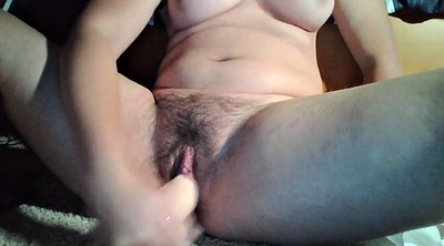 Hairy, Squirting, Hairy pussy, And, Squirte