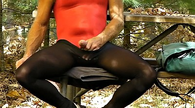 Tights, Leotard