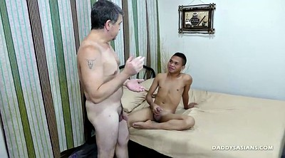 Asian, Asian old, Cock, Clothes, Asian feet, Boy feet