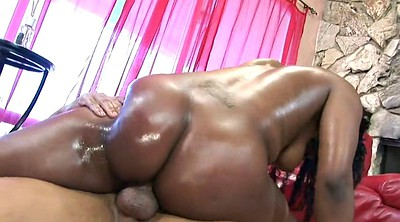 Black girl, Big dicks
