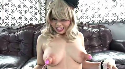 Japanese girl, Big toy