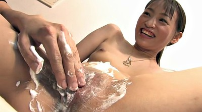Japanese foot, Clean, Japanese shaved, Cleaning, Japanese couple