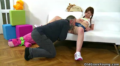 Old, Old man fuck, Old granny anal, Granny threesome