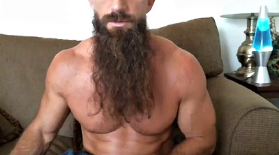 Muscle solo, Guys masturbating