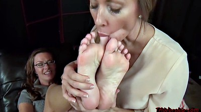 Mature feet, Feeting