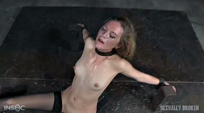 Blindfold, Blindfolded, Brutal fucking, Brutal bdsm, Two milf, Mona wales