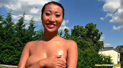 Sharon lee, Asians, Sandwich, Double asian, Asian oil, Outdoor asian