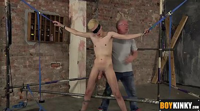 Gay bdsm, Tied, Bdsm gay, Blindfold gay