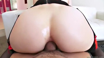 Hairy anal, Pale butt, Pale, Gaping anal