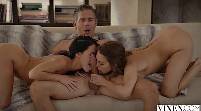 Summer day, Riley reid, Rain, Megan rain